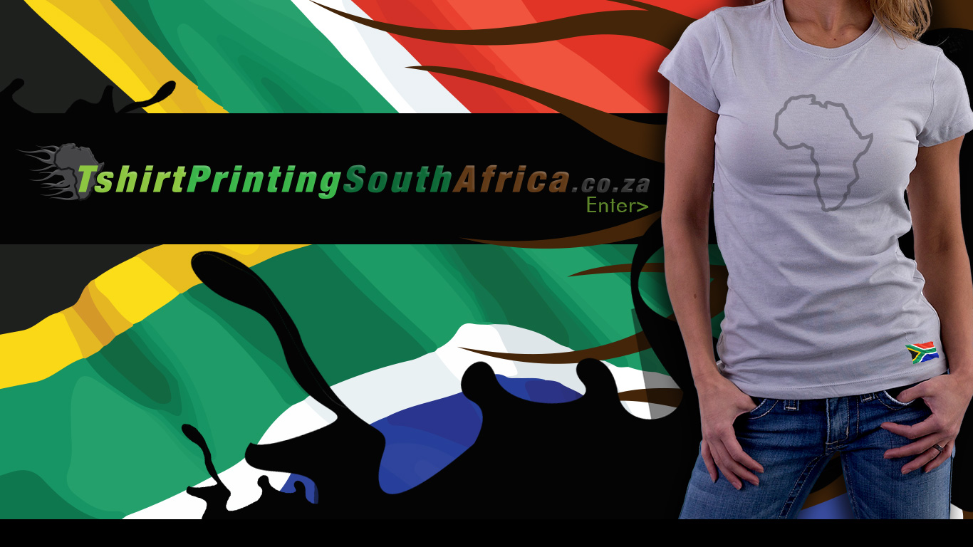 tshirt printinbg south africa